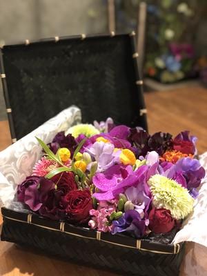 京から季節の花便り•角