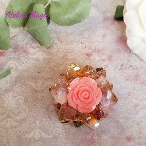 アートオルゴナイト『Rose Butterfly』