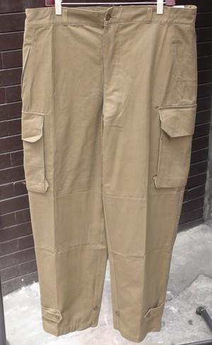 French Army M-47 Pants (Later Model) フランス陸軍 M-47 パンツ (後期モデル)