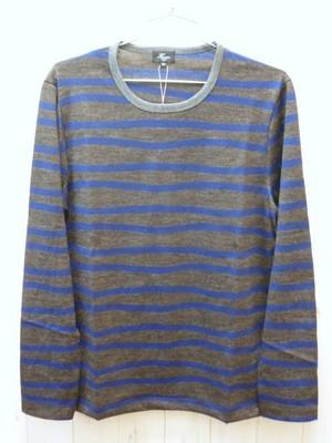 Harriss Undulating Basque Shirts (ハリス よろけ バスクシャツ ウールボーダー)