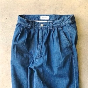 SINME SEMI BUGGY DENIM 再入荷
