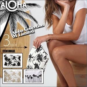 5058015 アロハコレクション 化粧ポーチ コスメポーチ レディース 人気 ブランド 3カラー M Limited Aloha Collection