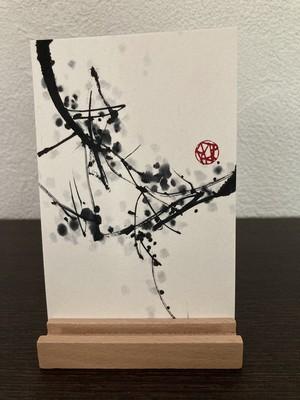 直筆ポストカード#13  hand-drawn postcard#13