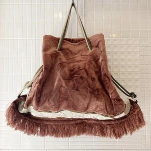 CaNARi original remake Arabian rug bag