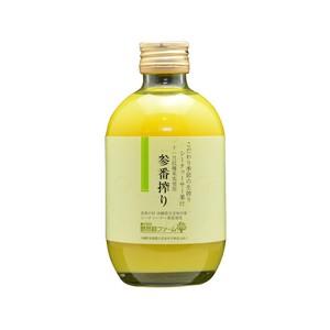 シークヮーサー果汁参番搾り 十一月収穫果実使用 300ml