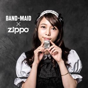 BAND-MAID「KANAMI」× ZIPPO