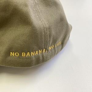【新色追加】NO BANANA,NO LIFE キャップ