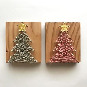 Christmas String Art Kit / クリスマス ストリングアートキット