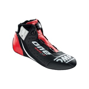 IC/805E172 ONE EVO X R SHOES MY2021 Black/silver/red