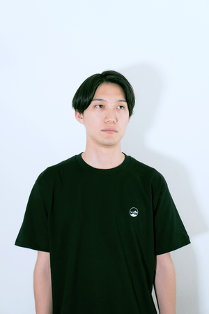 Chilly Logo Tee 【Black】