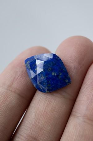 Rose cut Lapis lazuli - 011