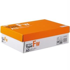 PPCペーパータイプFW:A3判1箱(1,500枚:500枚×3冊)
