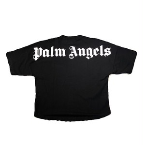 PALM ANGELS Logo Over Tee