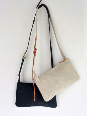 MARINEDAY(マリンデイ)PORT LINEN CANVAS BAG