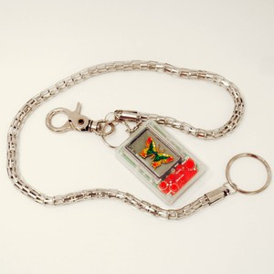『酒井いぶき』 1off hand made  wallet chain