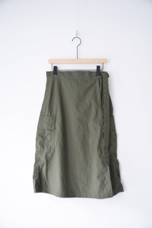 【ORDINARY FITS】 CARGO SKIRT/OF-K008
