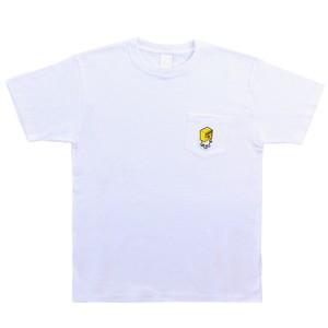 押しボタンくん ワッペンTシャツ