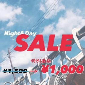 【期間限定SALE】mini album 「Night&Day」