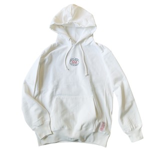(送料無料) tea. by kit gallery Embroidery HOODIE