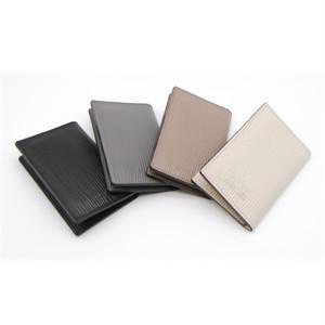 Pinetti Double Business Card Holder / Dune (ピネッティ ダブルビジネスカードホルダー/ デューン) 457-027