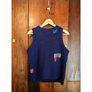 """TIGRE BROCANTE"" SW Patching Vest(blue)"