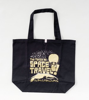 SPACE TRAVEL トートバッグ