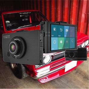 ◆日本正規販売店◆BlackVue ドライブレコーダー DR490L-2CH 16GBSD付 ドラレコ【GPSセット】4902h