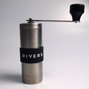 [RIVERS ]コーヒーグラインダーグリット シルバー GRITSV
