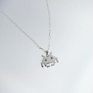 Invader necklace【pdc】