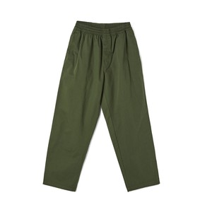 POLAR SKATE CO. SURF PANTS DARK OLIVE L