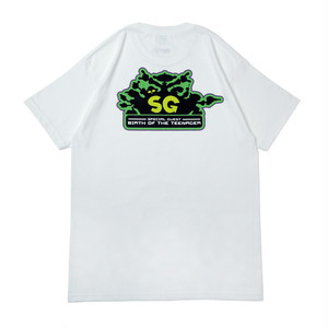 Special Next Teenagers Tee(white) Sticker included