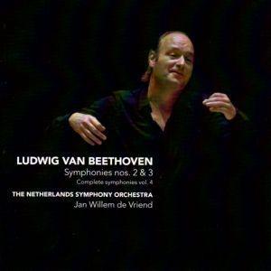 [中古SACD] ベートーヴェン:交響曲第2番/第3番「英雄」 フリエンド/ネザーランド交響楽団