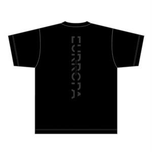 [VERTICAL]EURROPA LOGO T-SHIRT(Black)  & ORIGINAL TOTE BAG