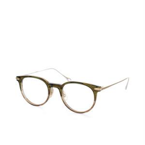 EnaLloid:エナロイド 《No.33 col.116》眼鏡 ウエリントン コンビネーション