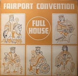 【LP】FAIRPORT CONVENTION/Full House