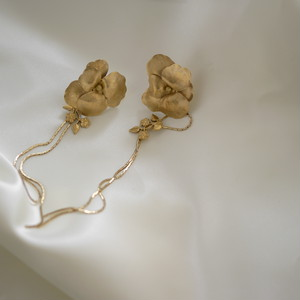 【2way】pansy chain