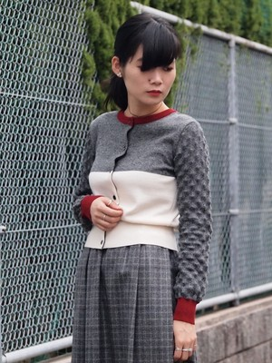 LEUCADENDRON/LCDD Knit Cardigan Mix