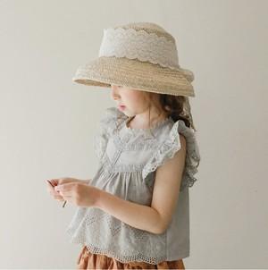 【先行予約】『puellaFLO』Riley blouse
