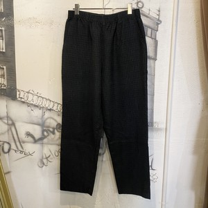 check design easy pants