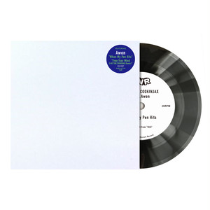 """S-KY THE COOKINJAX feat. Awon - When My Pen Hits b/w Free Your Mind Remix (5"""" Vinyl Single)"""