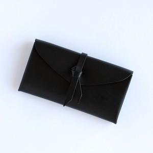 折りロングウォレット マグネットver#黒 / ori long wallet #black