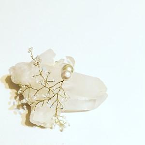 Flower Pierce/opal