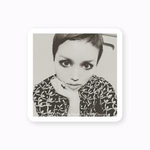 Michie Hoshina Sticker