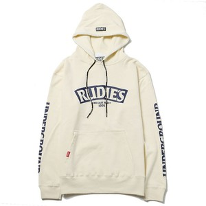 "RUDIE'S / ルーディーズ | "" SLICK "" LOGO PARKA - Cream"