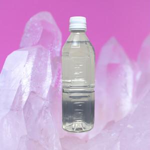 飲んで塗るだけ魔法のエステ/ケイ素(シリカ)umo濃縮溶液500ml/捨てやすいノンラベル