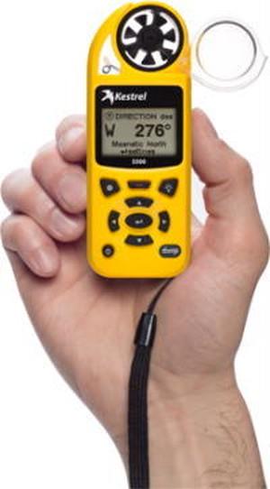 Kestrel 5500 LiNK ハンディ気象観測ツール