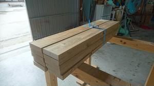大工の木切れ木束セット