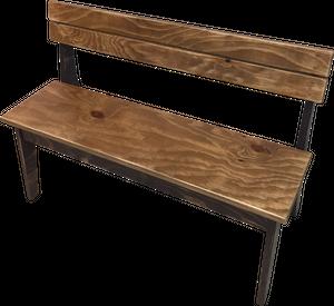 Original Wooden Bench 2