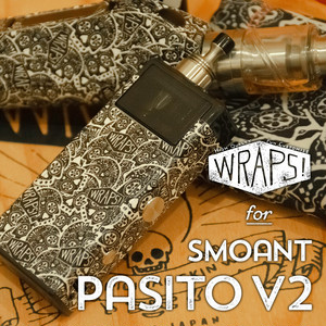 WRAPS! for Smoant Pasito V2