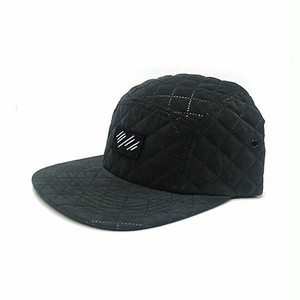 scar /////// BLOOD QUILTING CAMP CAP (Black)